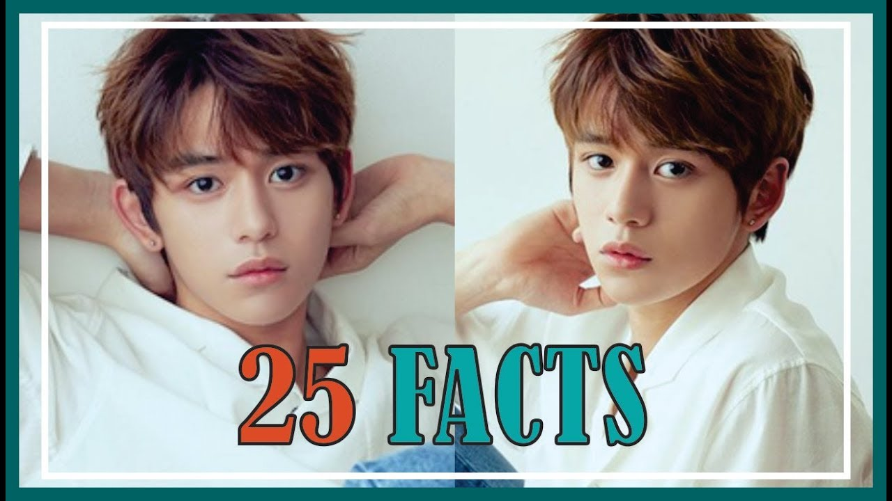 25 FACTS ABOUT NCT'S LUCAS