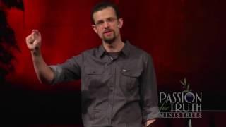 Puntos de Pasión   ¿A Dios en verdad le importa   Ministerio Pasión por la Verdad