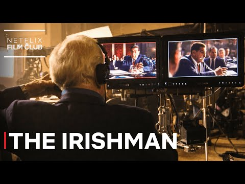 Criterion's The Making Of The Irishman With Scorsese, Pacino, DeNiro and Pesci | Netflix