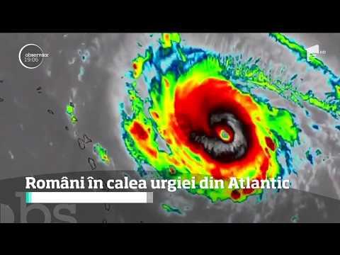Experiment Observator: puterea unui uragan