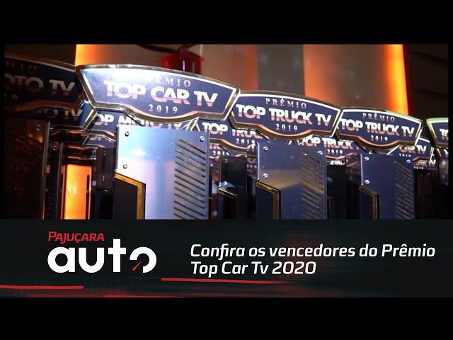 Confira os vencedores do Prêmio Top Car Tv 2020