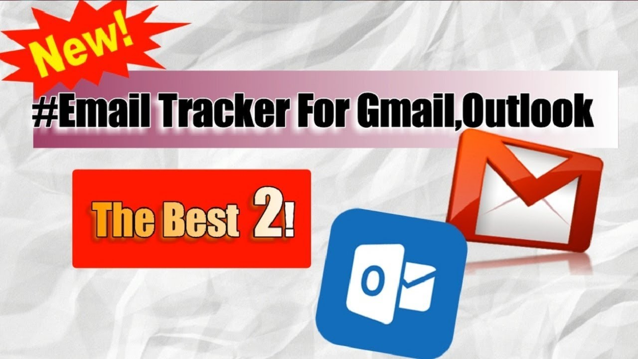 #Email Tracker For Gmail,Outlook    💥 The Best 2! 💥