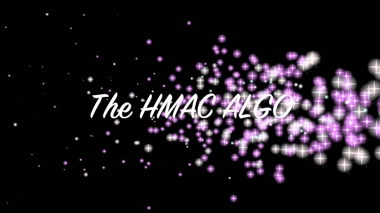hmac tutorial