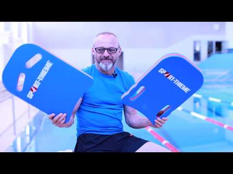 Video: Planche de natation Sport-Thieme®