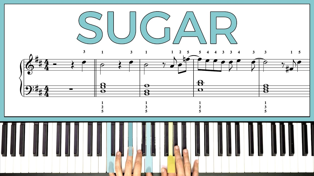 How To Play Sugar