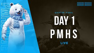 jadoo is live #Quater Final day 1 (PMHS)