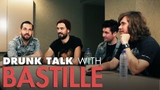 Bastille on Getting Drunk, Breaking into Theme Parks, and Meeting Frank Ocean