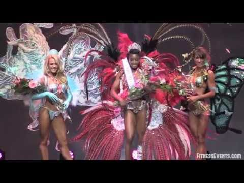 WBFF EUROPEAN PRO-AM LONDON - SPECIAL REPORT