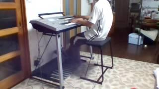 真田丸のメインテーマを弾いてみました。(月刊エレクトーン4月号) 原...