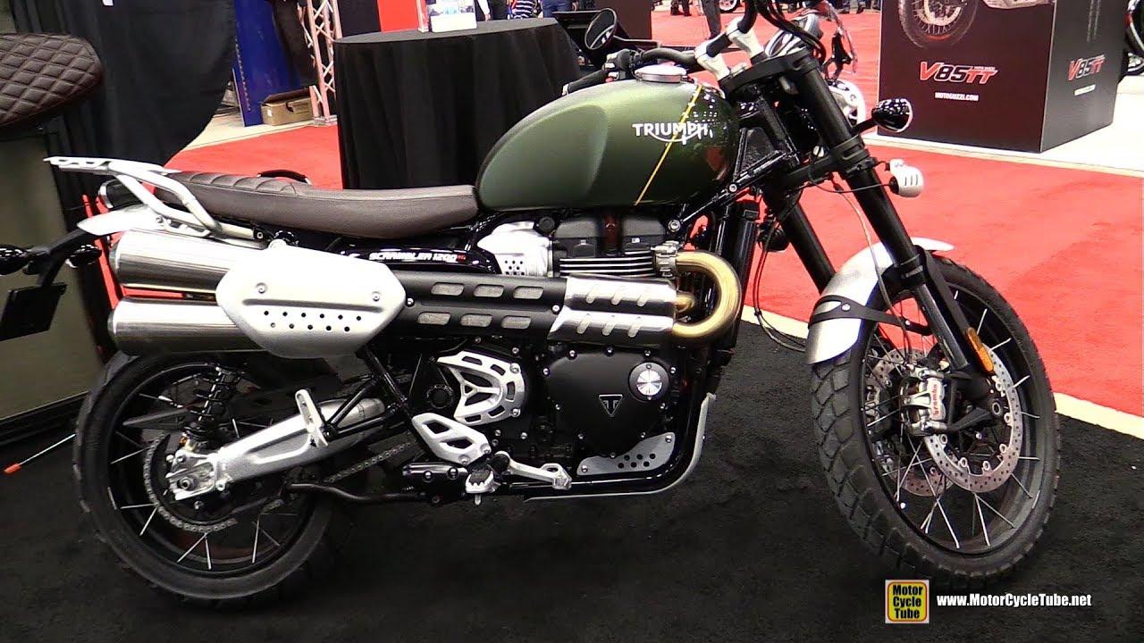 2019 Triumph Scrambler 1200 Xc Walkaround 2019 Quebec Motorcycle