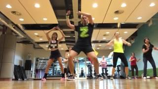 Sacúdete la Arena  Osmani García zumba Fitness by zumba Papi UK
