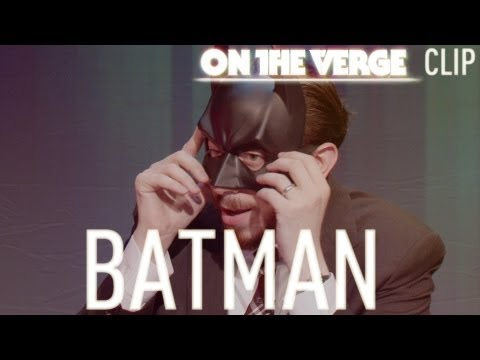 Joshua Topolsky becomes Batman for Reddit - On The Verge 007