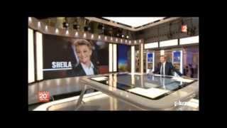 SOLIDE le nouvel album de Sheila