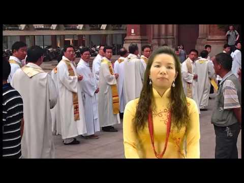 Chầu Thánh Thể cùng với Đức Thánh Cha