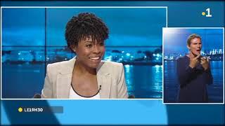 JT Guadeloupe 1ère 230918 Luc Coquelin
