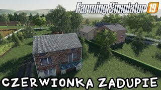 ️Prezentacja mapy - Czerwionka Zadupie | Farming Simulator 19 | NetNar