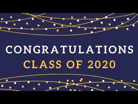Huntsville Bible College 2020 Graduation