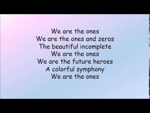 Ones and Zeros Lyrics