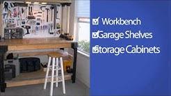 Garage Organization - 6 Steps to a Clean, Organized Garage