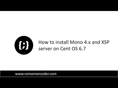 How to install Mono on Cent OS 6