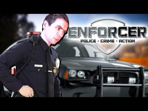 Enforcer: Police Crime Action - Day 6 - Shootout
