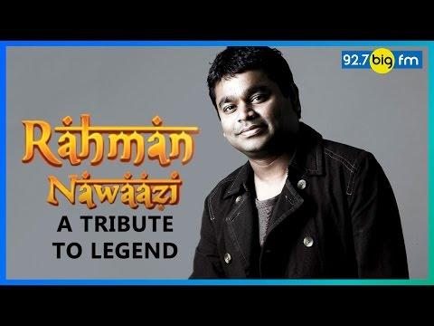 Rahman Nawaazi - A Tribute To Legend (A. R. Rahman Birthday Special)