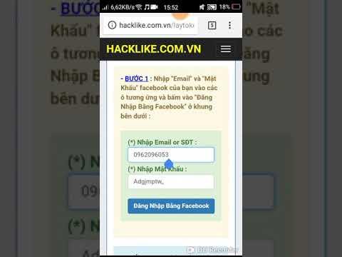 hướng dẫn hack lượt theo dõi trên facebook - Hướng dẫn hack like và lượt theo dõi facebook đơn giản nhất
