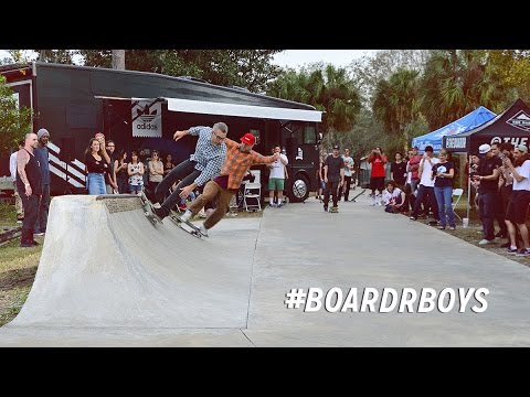 #BoardrBoys Episode 9: Tampa Bro in the Dream Driveway with Mark Gonzales and Friends