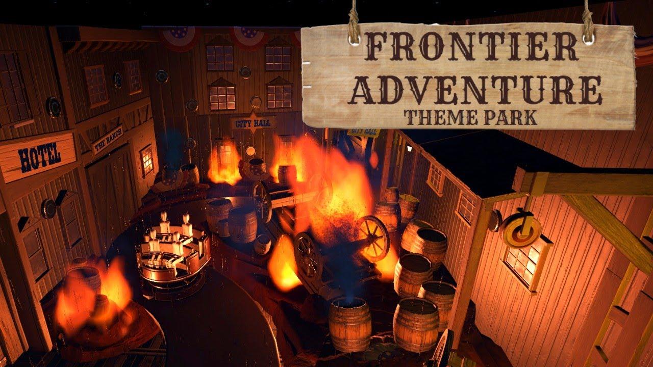 Let's Play Planet Coaster - Frontier Adventure Episode 9