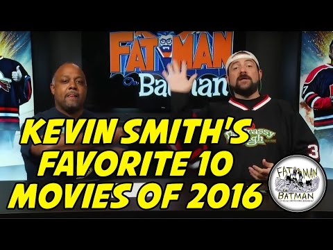 KEVIN SMITH'S FAVORITE 10 MOVIES OF 2016