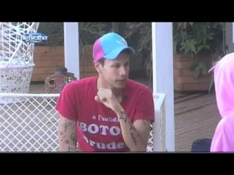 Florian Wess Bei Big Brother Tag 6 29052011 Youtube