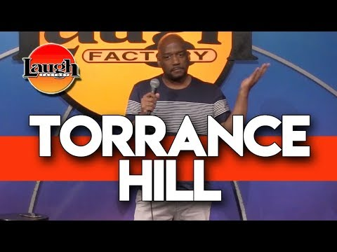 Torrance Hill | Self Help Books | Laugh Factory Stand Up Comedy