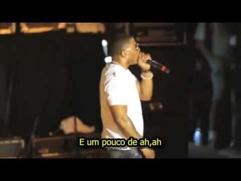 Nelly - Hot in Here LIVE LEGENDADO (by:YMIB)