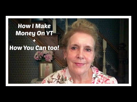 How I Make Money On YT + How You Can Too! thumbnail