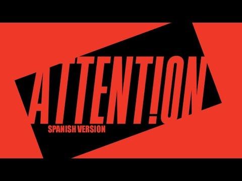 Attention (spanish Version) - Alejandro Music