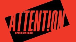 Video Attention (spanish version) - Alejandro Music download MP3, 3GP, MP4, WEBM, AVI, FLV Juli 2018