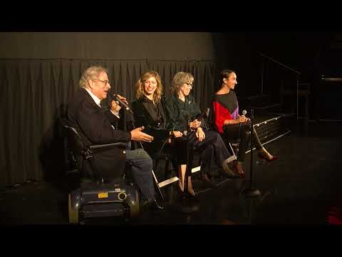 Q&A for ITZHAK with Alison Chernick, Itzhak Perlman, and Toby ...