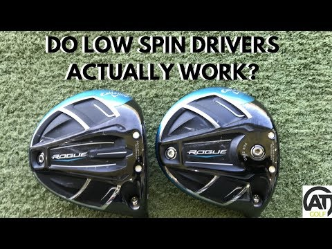 DO LOW SPIN DRIVERS ACTUALLY WORK?