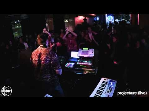 Projecture (Groove Boys Project) live @ Djoon, 10.01.20