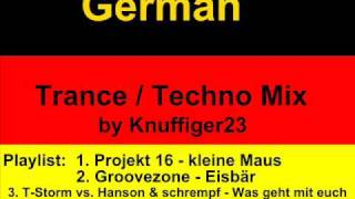 German Trance / Techno mix 2009