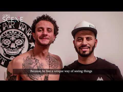 Meet The Egyptian Tattooist Mohamed Abdel-Sattar