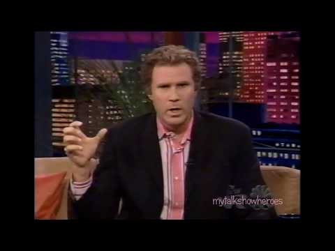 WILL FERRELL - FUNNIEST INTERVIEW on 'LENO'