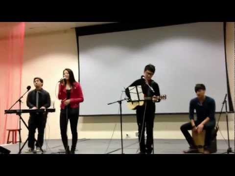 Arden Cho Live Performance of Beautiful Night by BEAST