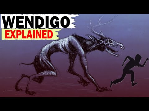 Who Is The Wendigo? Folklore Hunter Monster Explained!