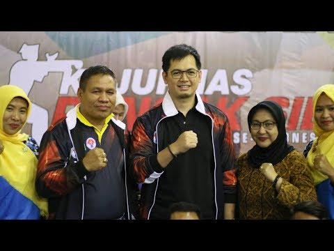 Kejurnas Pencak Silat Atlet Pelajar Aceh 2019