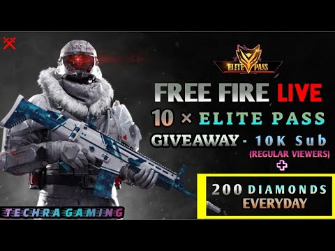 [LIVE] FREE FIRE LIVE HINDI GAMEPLAY & CUSTOM ROOM GIVEAWAY-300 DIAMONDS  GIVEAWAY #fflive
