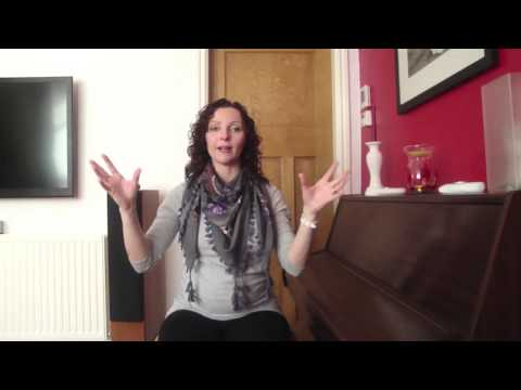 Making a living as a singer - Sarah...