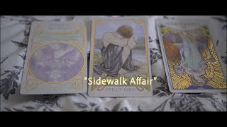 Sidewalk Affair (visual poetry)