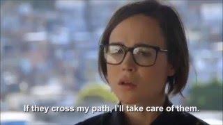 Ellen Page no Brasil entrevista policial homofóbico - Gaycation - Vice