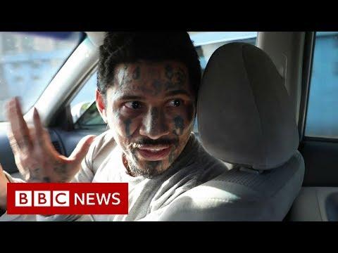 El Salvador's gangs - BBC News